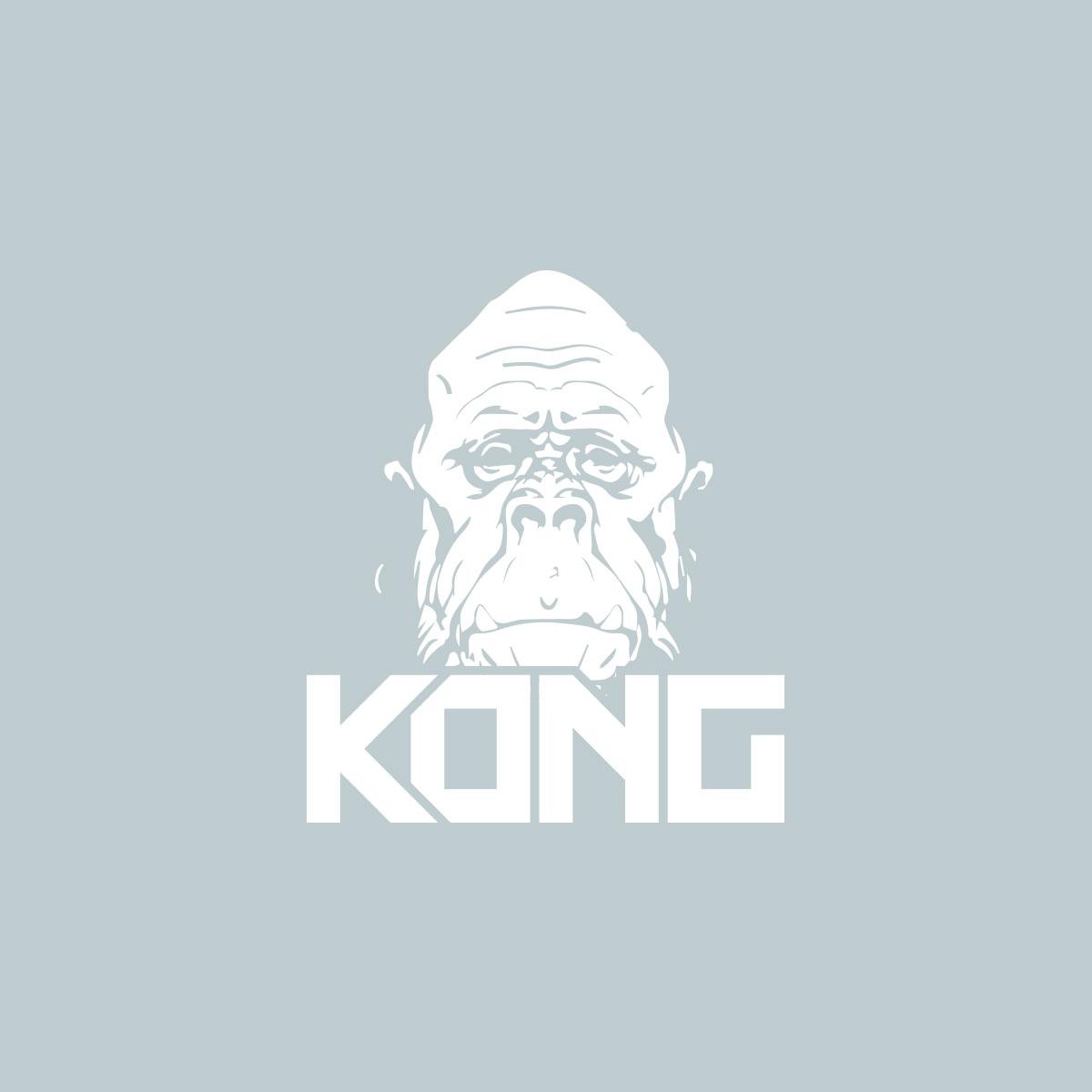 Kong Logo Design Art - Design Umberto Angelini