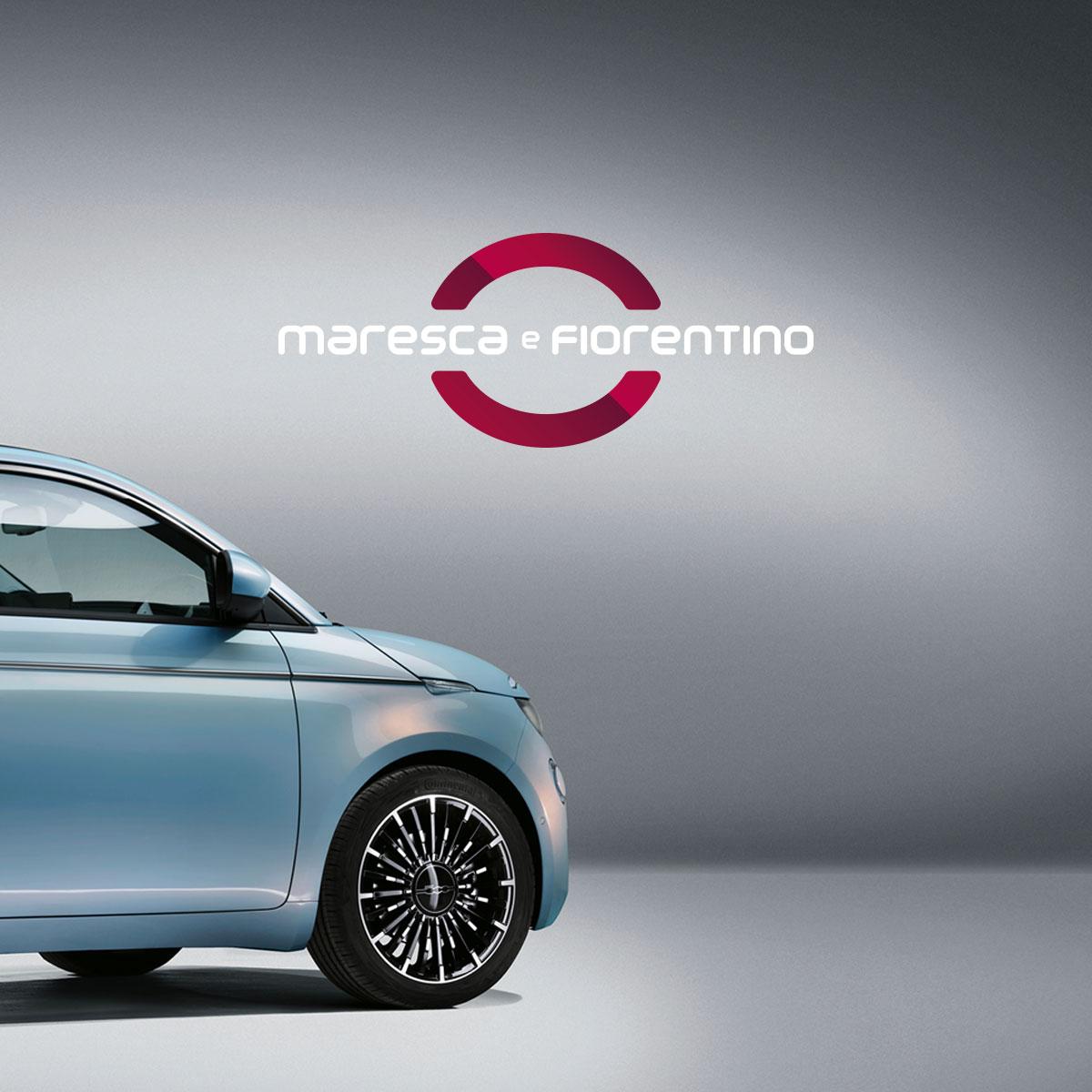 Maresca e Fiorentino Logo - Design Umberto Angelini