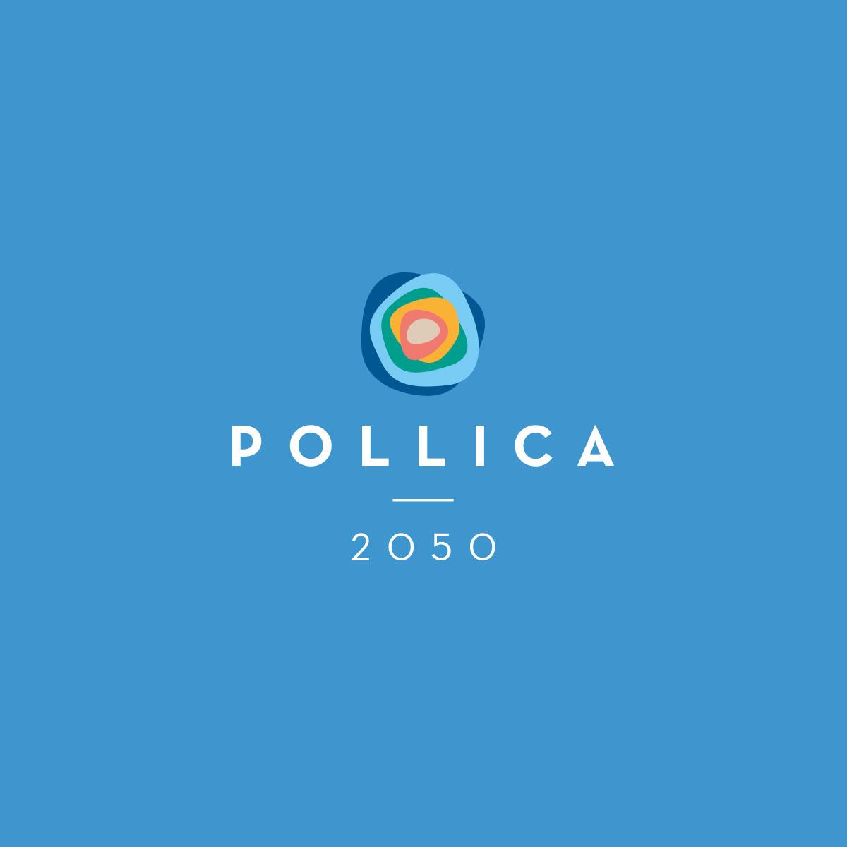 Pollica 2050 Future Food Institute - Logo - Design Umberto Angelini